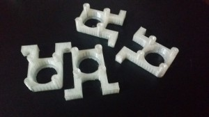 3D Printed for a 3D printer where design and manufacture is up to the user.