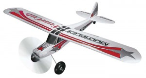 Multiplex Fun Cub RC Electric Airplane