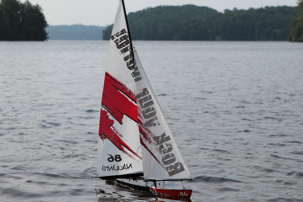 RC Sailboat - RC Hobbies