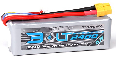 High Voltage Battery Pack